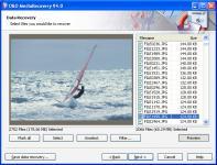 Screenshot programu O&O MediaRecovery  6.1