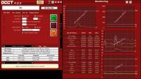Screenshot programu OCCT 4.4.1