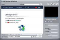 Screenshot programu Odin Blu-Ray to AVI Converter 7.6.3