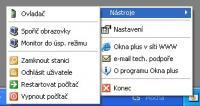 Screenshot programu Okna Plus 2.1