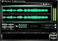 Screenshot programu Okoker Audio Factory 6.9