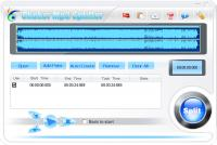 Screenshot programu Okoker MP3 Splitter 4.9
