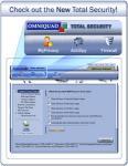 Screenshot programu Omniquad Personal Firewall 2.5.0.4572