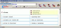 Screenshot programu On Line Slovník 1.0.1