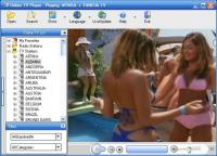Screenshot programu Online TV Player 4.9.5.0