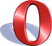 Screenshot programu Opera 12.00 build 1406 Beta