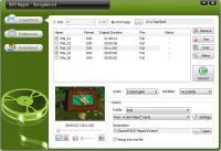 Screenshot programu Oposoft Dvd Ripper 7.5