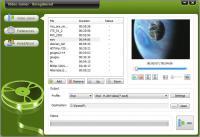 Screenshot programu Oposoft Video Joiner 7.2