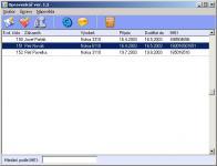 Screenshot programu Opravenkář 1.5