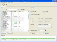 Screenshot programu OracleToExcel 1.6 Release 1 Build 22