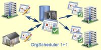 Screenshot programu OrgScheduler 1+1 7.9