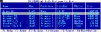 Screenshot programu OSL2000 Boot Manager 9.30