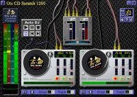 Screenshot programu Ots CD Scratch  1.00.047