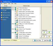 Screenshot programu OutBack Plus 10.0.8