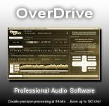 Screenshot programu OverDrive 5.5.0.0