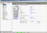 Screenshot programu Oxygen Phone Manager II 2.18.14.4