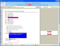 Screenshot programu PDF File Save 2.0