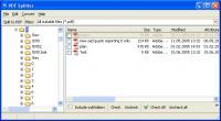 Screenshot programu PDF Splitter 2.5