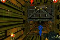 Screenshot programu Pacman 3D Agressive 1.0