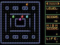Screenshot programu PacMania II