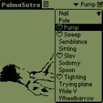 Screenshot programu Palmasutra 1.4