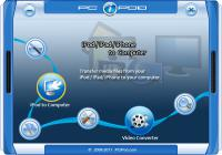 Screenshot programu PC iPod 3.0.3.1