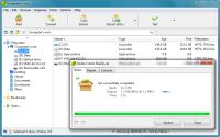 Screenshot programu PeaZip 4.9 64-bit