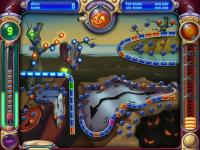 Screenshot programu Peggle Nights 1.0
