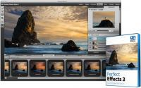 Screenshot programu Perfect Effects 3.0.1