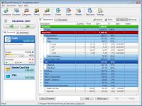 Screenshot programu Personal Finances Free 5.1