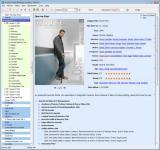 Screenshot programu Personal Video Database 0.9.9.21