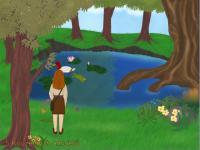 Screenshot programu Pět Kouzelných Amuletů