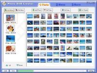 Screenshot programu Photo DVD Creator 5.6