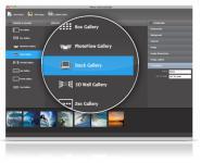 Screenshot programu Photo Gallery Builder 1.2.7