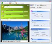 Screenshot programu PhotoMerge 4.0