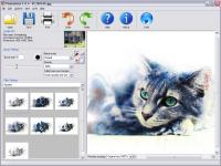 Screenshot programu PhotoArtist 2.0.6