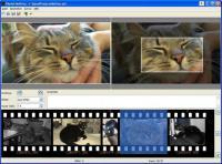 Screenshot programu PhotoFilmStrip 1.5.0