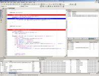 Screenshot programu PHPEdit 4.0.5.11724