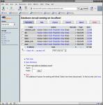 Screenshot programu phpMyAdmin 4.3.11