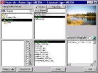 Screenshot programu PICTURAK 1.5