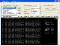 Screenshot programu Ping Tester - Professional 9.45
