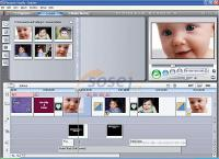Screenshot programu Pinnacle Studio PLUS 12.1