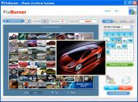 Screenshot programu PixBurner 2.0.4.132
