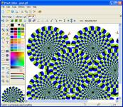 Screenshot programu Pixel Editor 2.23