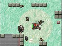 Screenshot programu Planet Earth Crusaders