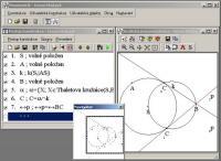 Screenshot programu Planimetrik 1.2
