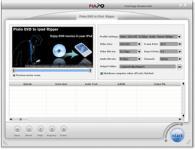 Screenshot programu Plato DVD to iPod Ripper 6.82