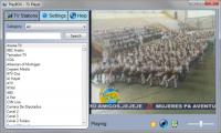 Screenshot programu PlayBOX - TV Player 1.5.0