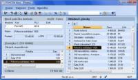 Screenshot programu POHODA KASA 2009 9100