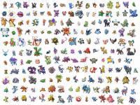 Screenshot programu Pokémon